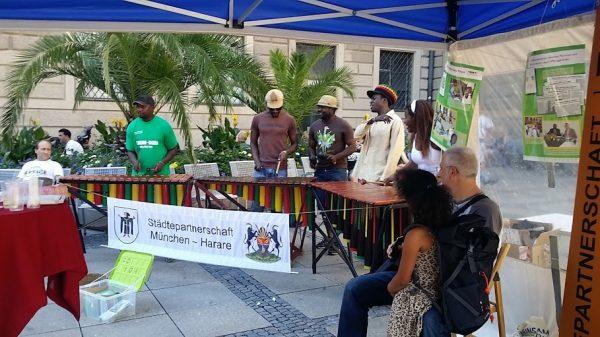 20 Jahre Harare-Pamuzinda
