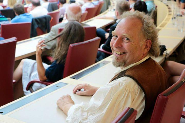 Fritz Letsch, Foto Wolfgang Fänderl