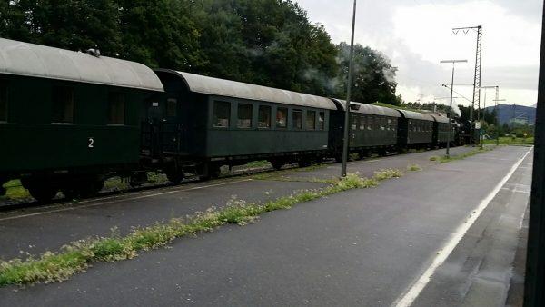 alte Eisenbahnwägen