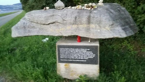 Gedenkstelle hartheim bei Linz