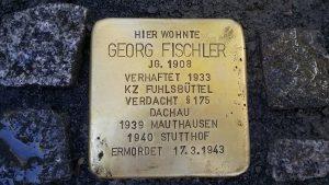 Stolperstein Baumstrasse 4