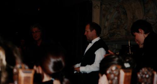 Rathaus-Hochzeit München 1999 mit Augusto Boal