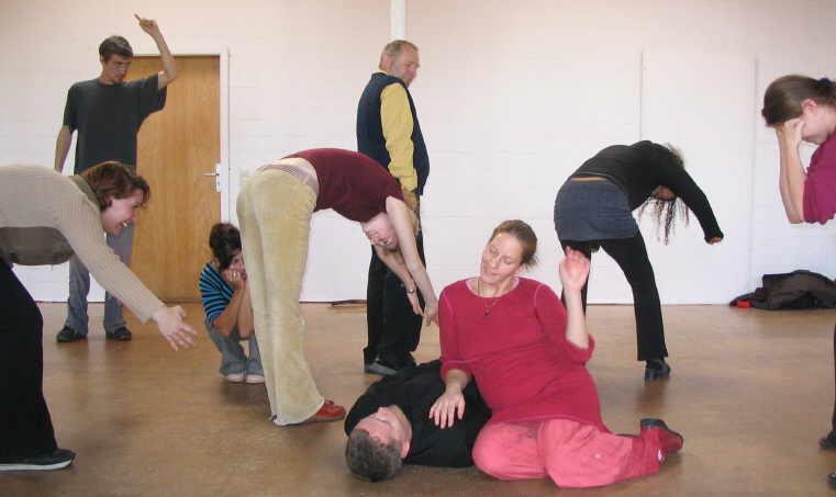 Theater-Übungen
