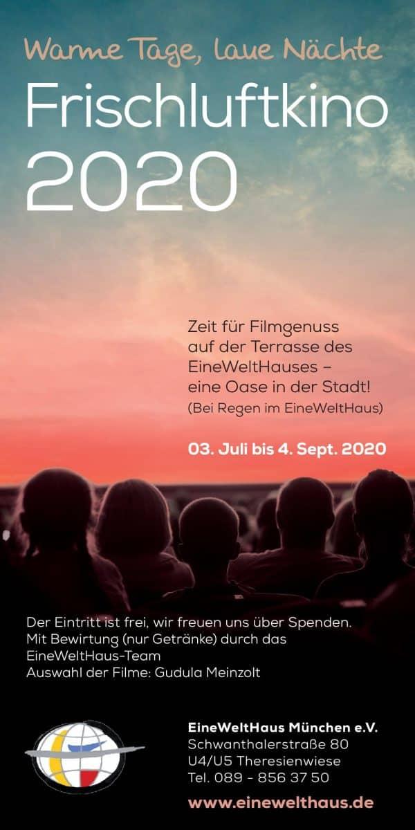 frischluftkino_2020 Einewelthaus München